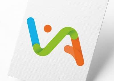 Conception du logo CCVSA