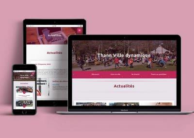 Site web ville de Thann
