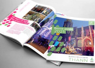 Magazine de Thann 2021