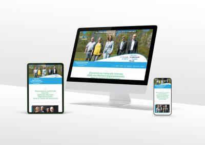 Site internet cantonales Saint-Louis